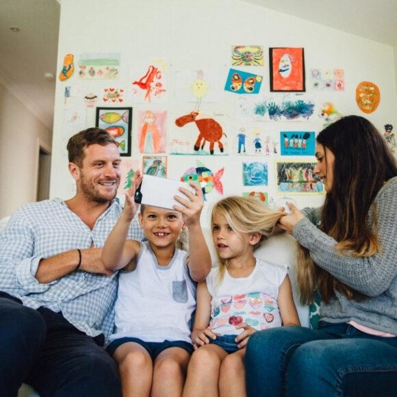 Plataforma Emocional en Familia